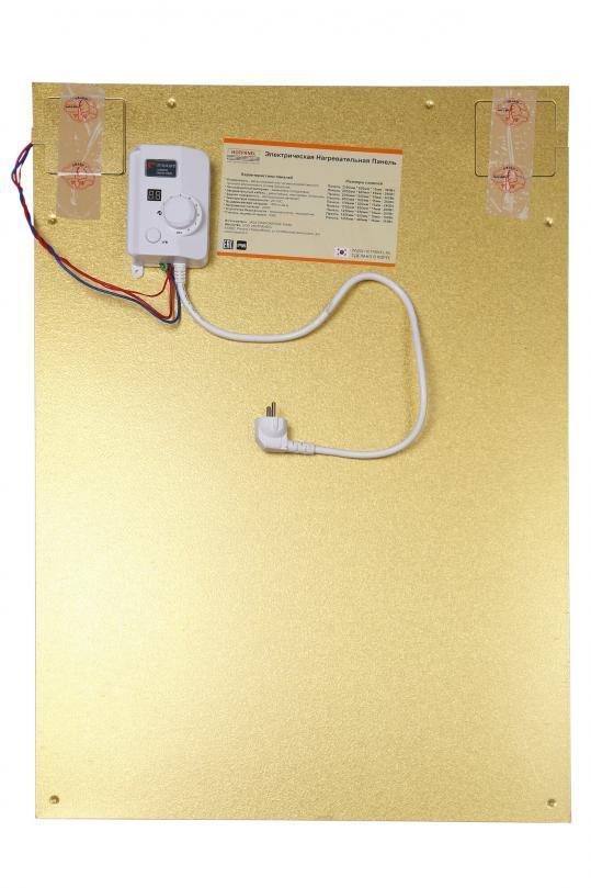 Электрические панели Хотпанел как основное отопление дома