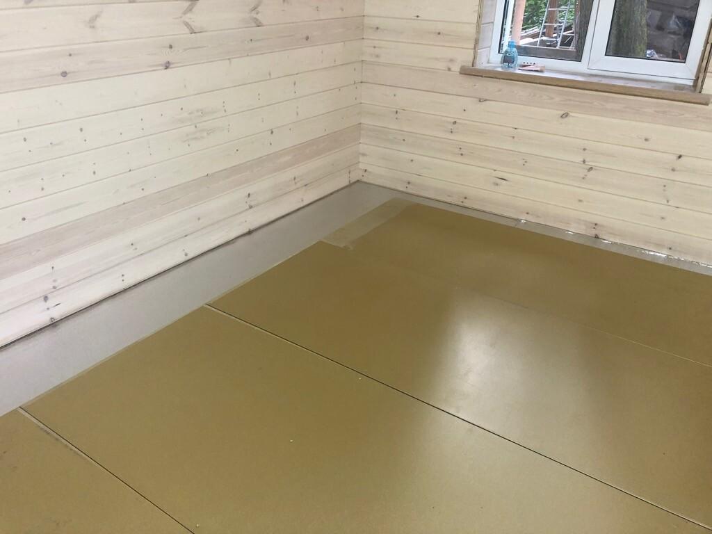 Электрическая панель. Теплый пол для отопления каркасных домов. Хотпанел