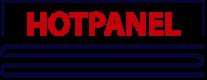 Логотип компании Хотпанел
