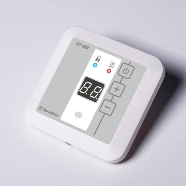 Терморегулятор ТР-09 встраиваемый, 3.5кВт
