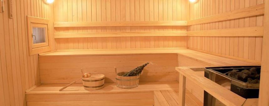 Теплый пол в сауне или бане
