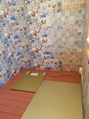 Теплый пол Хотпанел на деревянный пол