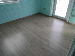 Теплый пол Хотпанел на деревянный пол под ламинат