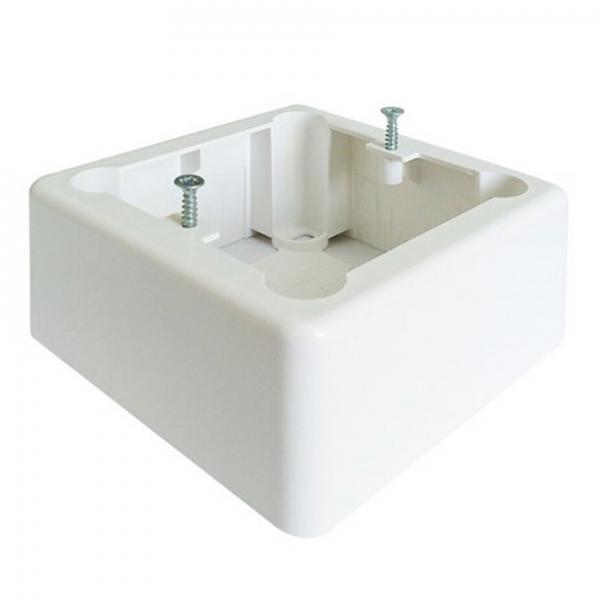 Коробка для открытой установки встраиваемых терморегуляторов