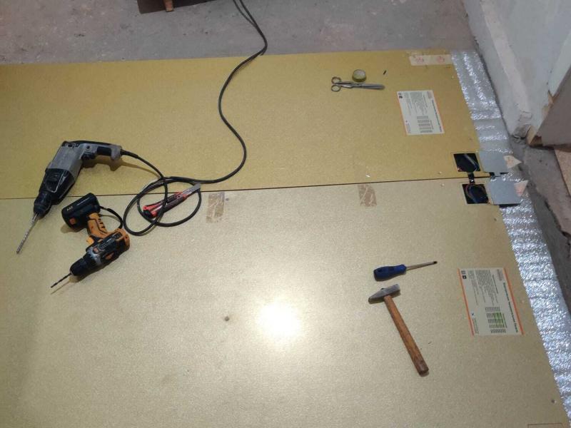 Отопление каркасно щитового дома электричеством