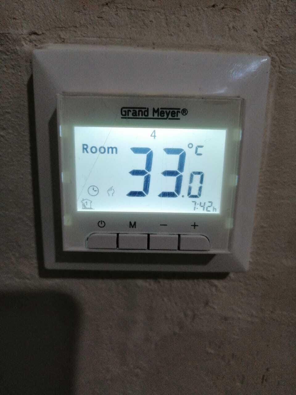 Терморегулятор для панелей Хотпанел